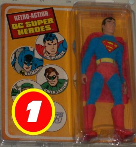 Retro Action Superman