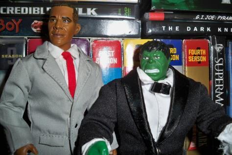 """Mr. Tuxedo Hulk is a dapper dresser and well versed in home design."""