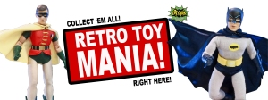 RETRO TOY MANIA BAT66