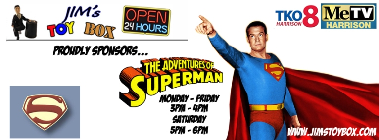 Superman JimsToy Box