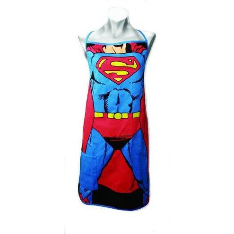 Superman Apron