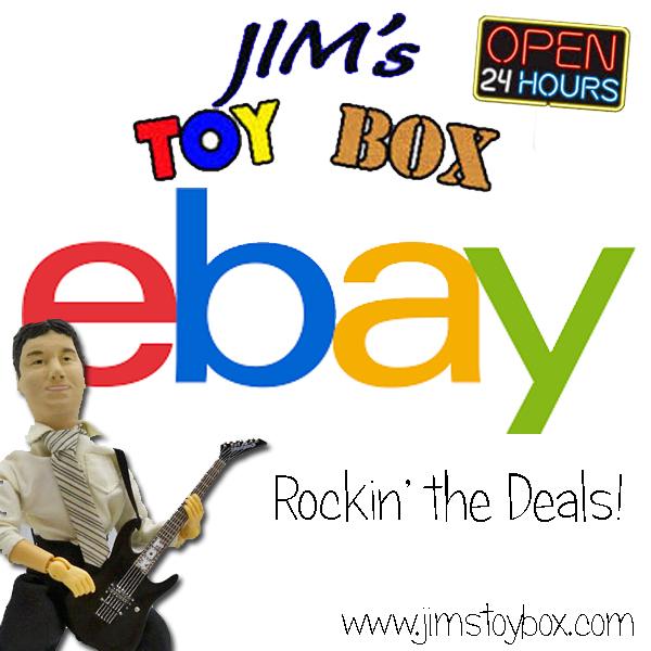 Master Ebay Logo Button