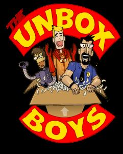 unbox-boys